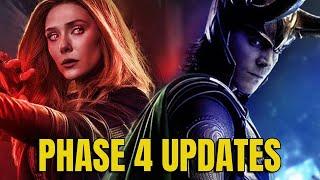 Kevin Feige Talks Wanda in Phase 4! Is She an MCU Villain??