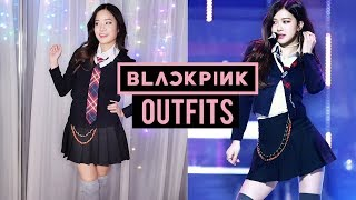 BLACKPINK'S OUTFITS on TAOBAO for $25?! | Try On Haul