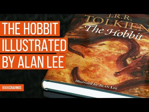 The Hobbit - Illustrated by Alan Lee | BookCravings