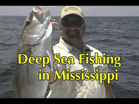 Mississippi Coast Deep Sea Fishing