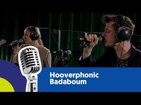 Hooverphonic - Badaboum (live bij JOE)