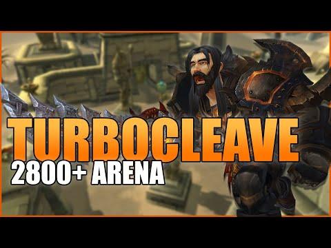 TURBO CLEAVE to 2800+ : Rank 1 Warrior 3v3 Arena - WoW BFA 8.3 Season 4 PvP