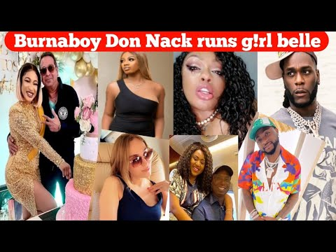 Download Tonto Dikeh Find Oyibo L0v£r Burnaboy Beg Runs G!rl To Do D&C Fans Dr@g Davido 2face Pero In Naija