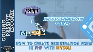 How to Create Registration Form in PHP With MySQLi