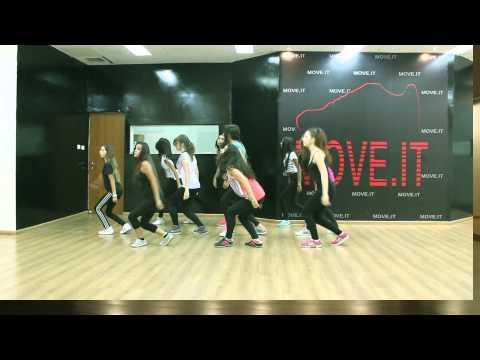 Official Era - Ameno  |  Dance |  Move.it Crew