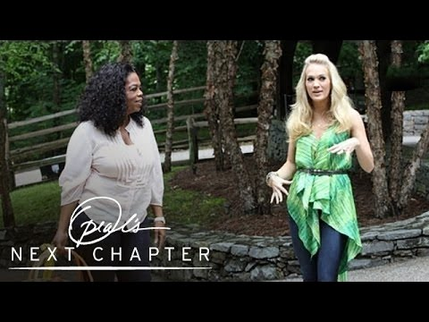 Carrie Underwood's Country Retreat | Oprah's Next Chapter | Oprah Winfrey Network