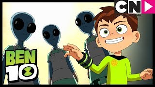 Frittelle Mostruose | Ben 10 Italiano | Cartoon Network