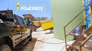 Portable Welding From My Toolbox⎥CIC Powerbox
