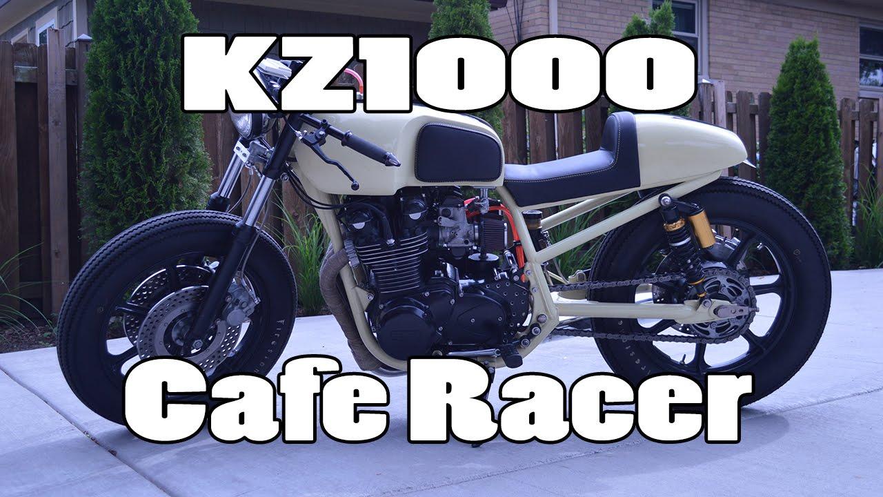 Japanese car: Kawasaki KZ1000 Information