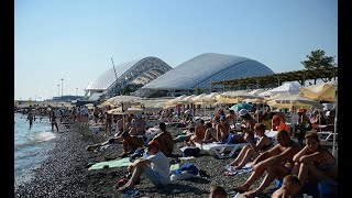 The Washington Post (США): на российском морском курорте Сочи рука Путина чувствуется везде.