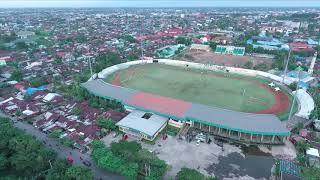 Download Video Tempat Bercakap : Stadion 17 Mei Banjarmasin - Drone Kandang Barito Putera MP3 3GP MP4