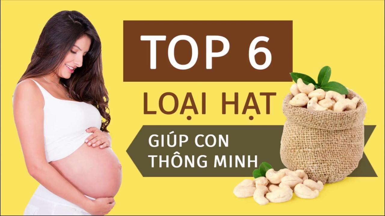 Bà bầu nên ăn gì trong 3 tháng đầu, Dinh dưỡng 3 tháng đầu bà bầu cần biết cho con thông minh