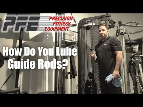 How To Lubricate Guide Rods