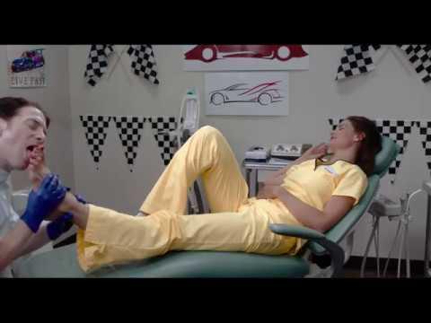 Seth Green Licks Katie Holmes' Feet
