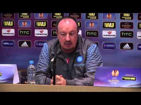 Napoli have no room for error against Slovan