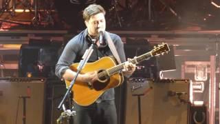 Mumford and Sons - Little Lion Man (Live Denver Sept 28th, 2016 at Fiddler's Green)