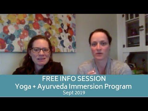 Free Info Session Immersion Program | Sept. 18, 2019 | Borealis Community Yoga