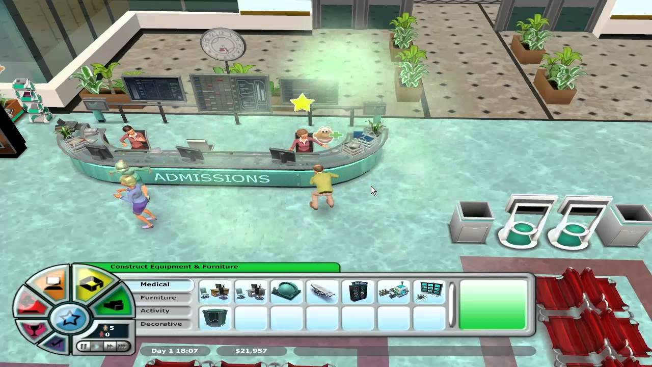 Hospital Tycoon for mac