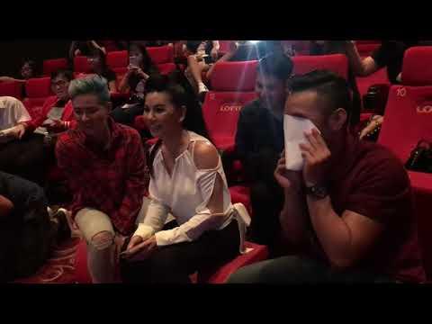 Phản ứng của Kelvin Khánh vàThanh Duy khi xem Khởi My chơi gameshow trong Fire Metting