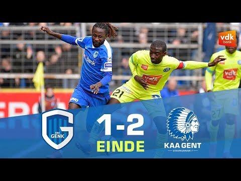 🎬KRC Genk - KAA Gent (1-2)