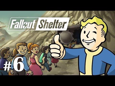 Ждём людей из Пустоши - Fallout Shelter - #6