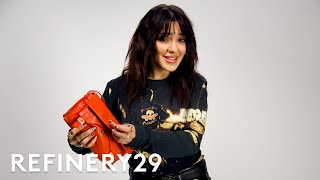 What's In Niki DeMartino's Vintage Fendi Bag   Spill It   Refinery29