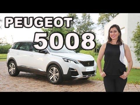 Peugeot 5008 | SUV de 7 Lugares em Detalhes