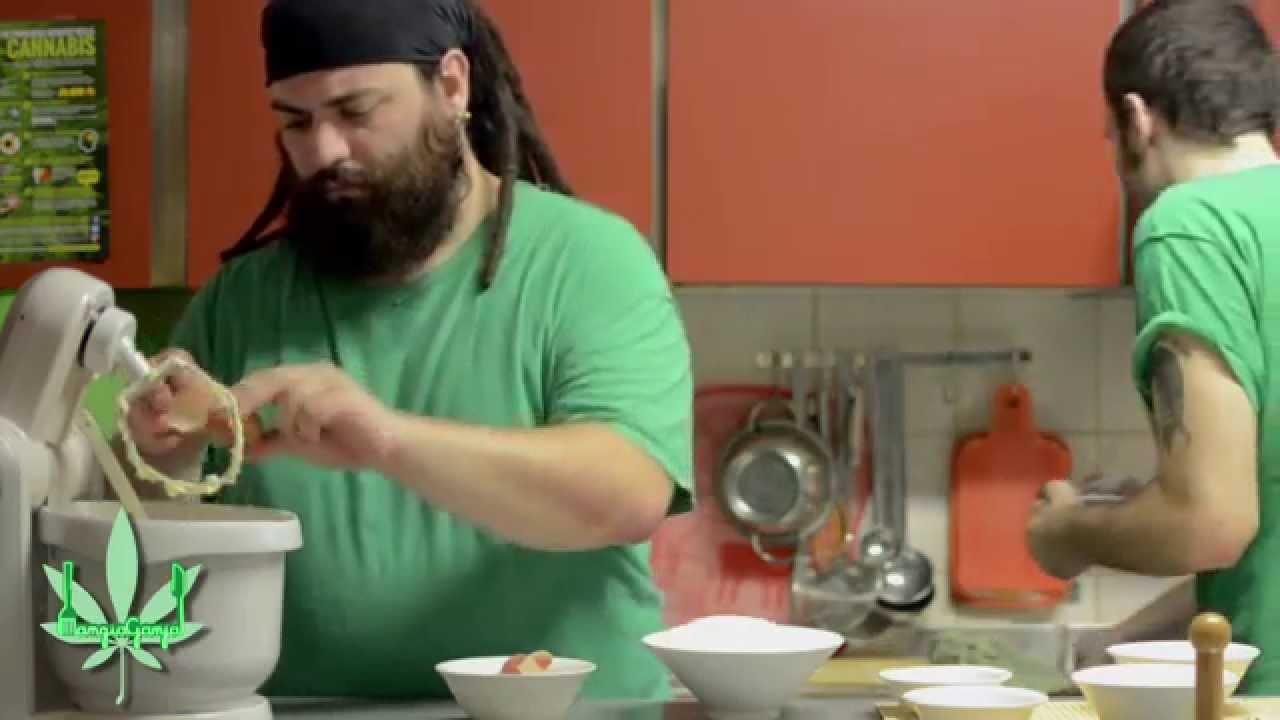 Ricette dolci con hashish
