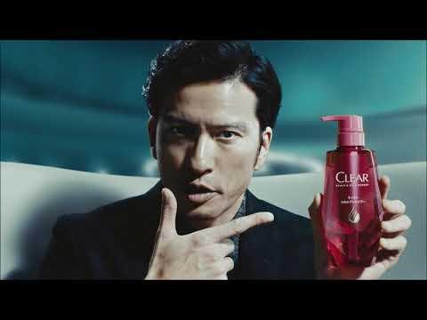 """「長瀬智也」が未来へ!!「クリア」のCM """"Tomoya Nagase"""" but in the future! Commercial of """"CLEAR"""""""