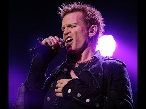 Billy Idol - Live In Rome 2014 ( Full Concert )