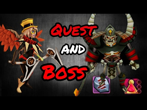 ARCANE LEGENDS - QUEST AND BOSS NEW ARTIFACT SYSTEM