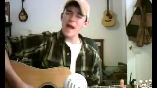 """Thomas Rhett """"If I Could Have a Beer With Jesus"""" Cover by Dylan Riddle"""