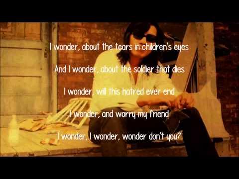 Sixto Rodriguez - I Wonder (Lyrics)