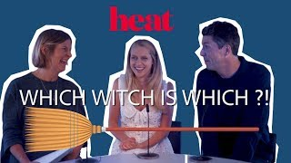 Can Discovery of Witches stars Teresa Palmer & Matthew Goode guess Which Witch is Which?!