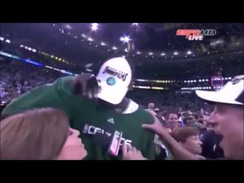 Boston Celtics Title Celebrations 1969-2008 (7 Titles)