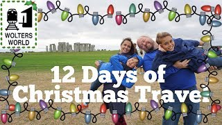 12 Days of Christmas Travel - A Bit of Christmas Cheer