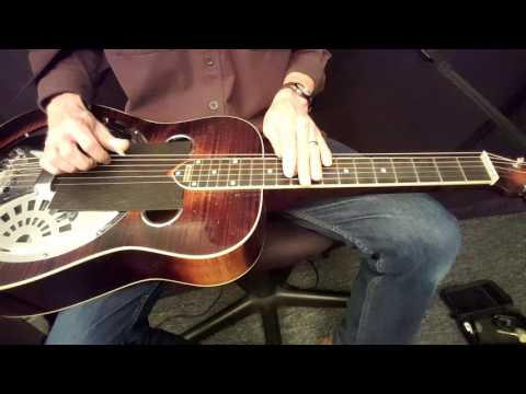 Dobro Lessons with Joe Wilson - Tennessee Waltz