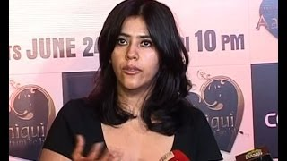Interview : ekta kapoor on new show 'meri aashiqui tum se hi'  - bollywood country videos