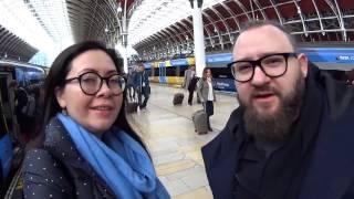 VLOG - приехали в Лондон на свадьбу