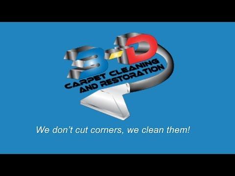 3D Carpet Cleaning and Restoration Inc | Clue Video | ClueVideo.com