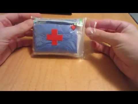 EDC iFAK or Mini First Aid Kit