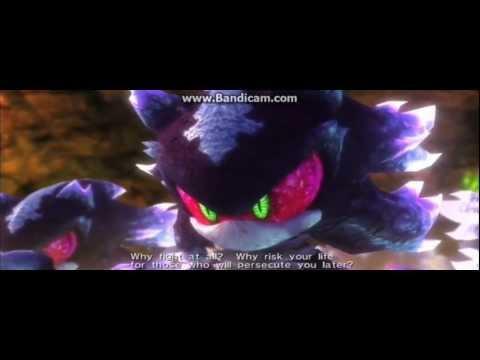 Shadow The Hedgehog's Best Scene's