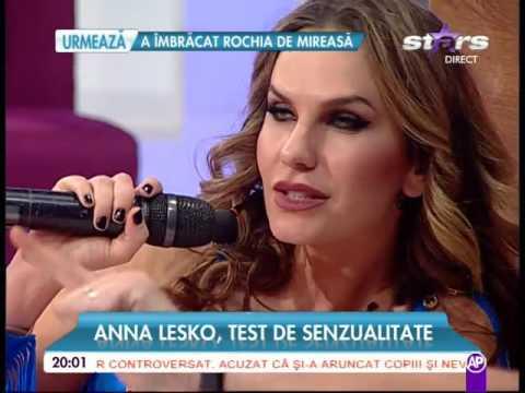 """Ana Lesko: """"îmi place posteriorul meu"""""""
