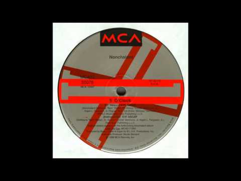 Nonchalant - 5 O'clock - Instrumental