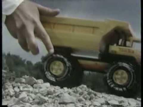 Tonka Trucks Commercial from c.1980