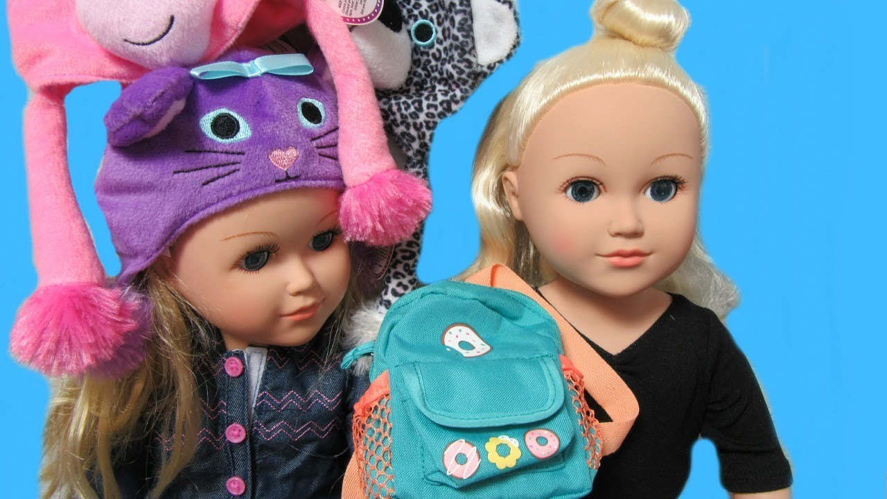 My Life As Dolls And New Beanie Hats And Back To School