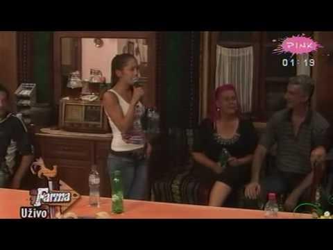 Farma 2 - Karaoke - Milena - Pratim te