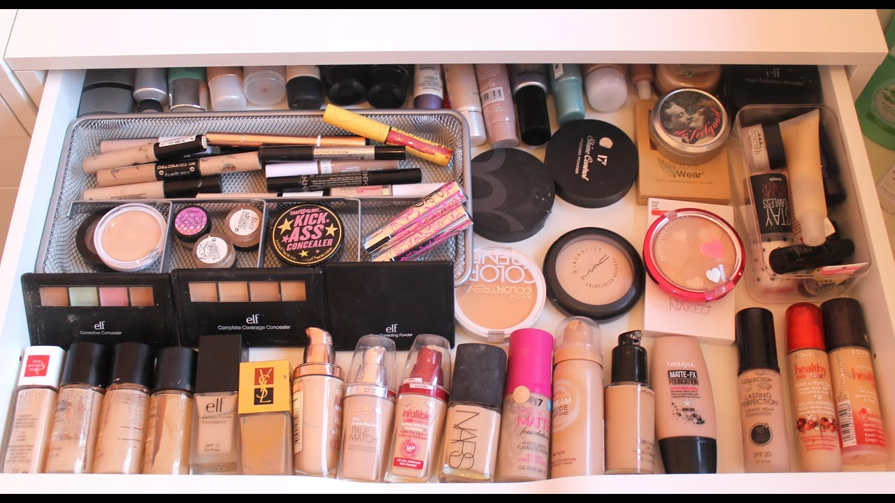 Why Im Throwing Away ALL My Makeup