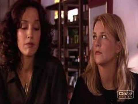 The l word bette porter funny youtube - Bett tina ...