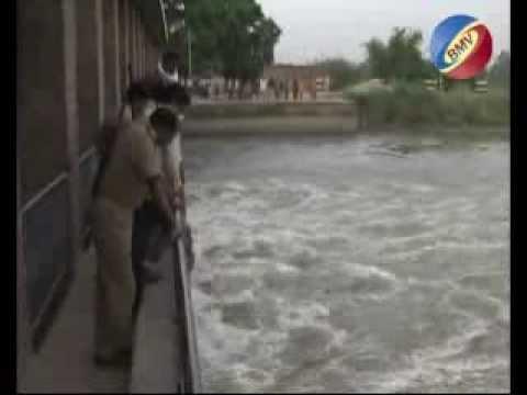 BMV NEWS Nahar Me Mila Shav Police Pahuchi 3 Ghante Baad Kanshiram Nagar